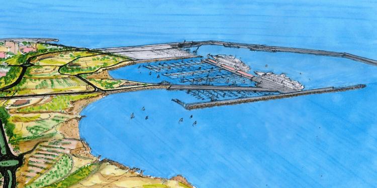 Joaquín Galera Gaspar: 'El Puerto de Granadilla, historia de un fracaso'