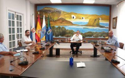 La 'Mesa Nacionalista del Sur', una iniciativa de los alcaldes de Arafo, Arico, Granadilla de Abona y San Miguel de Abona