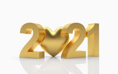 Deseos para este nuevo año 2021