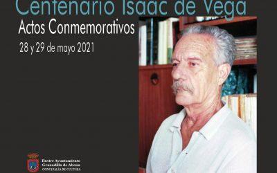 Isaac de Vega: Conmemoración de los 100 años de su nacimiento en Granadilla de Abona