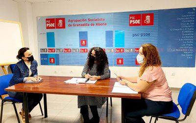 Sobre la mesa de trabajo 'Socialistas Abona' creada por El PSOE de Granadilla, Arico y San Miguel