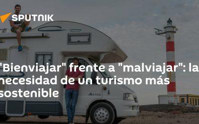 'Bienviajados', un documental sobre turismo sostenible con Tenerife e imágenes de El Médano como protagonistas
