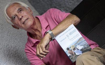 2ª edición de 'Historias de El Médano y el loco de la playa' de José Vicente González Bethencourt